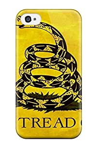 meilinF0009212709K64229721 ipod touch 4 Gadsden Flag Tpu Silicone Gel Case Cover. Fits ipod touch 4meilinF000
