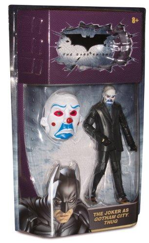 Batman Dark Knight Movie Master Exclusive Deluxe Action Figure Joker as Gotham City Thug