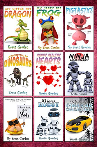 Toddler Collection (Mega Collection #1: Nine Awesome Bedtime Stories for Children 3-5)
