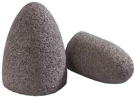 Grinding Cone, 1-1/2 Dia, 2-1/2 L, 24GR, AO