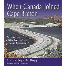 When Canada Joined Cape Breton