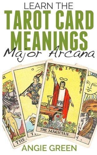 Ebook Learn The Tarot Card Meanings Major Arcana