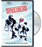 Spies Like Us (Keep Case Packaging)