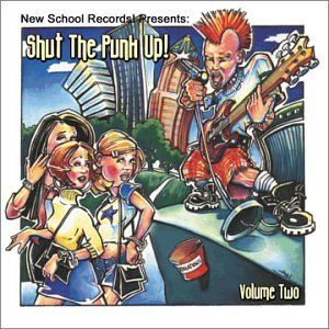 Shut the Punk Up 2 - Punk Up