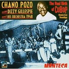 Album Manteca by Chano Pozo