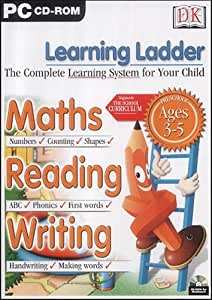 Amazon.com: Dk Learning Ladder ,The Comlete Learning