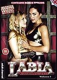 Labia Warrior Princess - Vol. 3 [DVD]