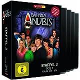 Das Haus ANUBIS - Staffel 3,Teil 1 (Folgen 235-304) [4 DVDs]