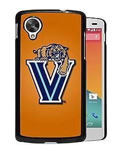 NCAA Villanova Wildcats 2 Black Customize Google Nexus 5 Phone Cover Case