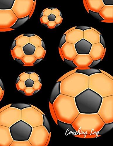 Coaching Log: Football Coach Log pdf epub