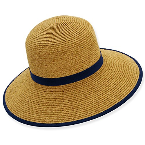 sun-n-sand-womens-sun-hat-french-laundry-navy