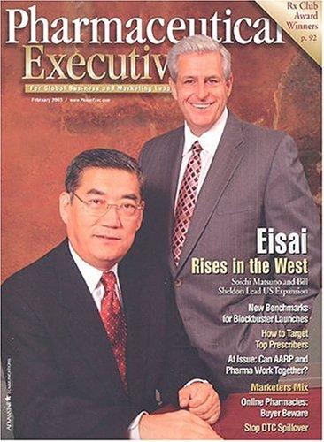 Pharmaceutical Executive PDF