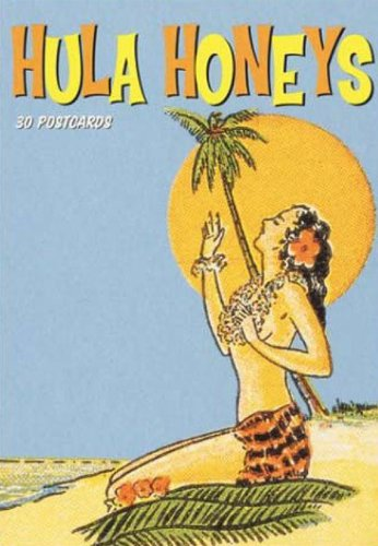 Hula Honeys 30 Postcards Collectible product image