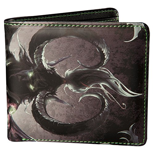 JINX World of Warcraft Illidan Wallet Multicolor One Size