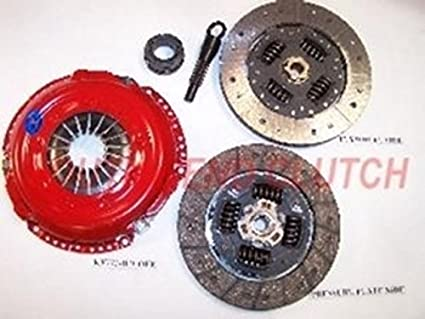South Bend Clutch KF772-HD-OFE Stage 2 Endurance Clutch Kit - Audi 200