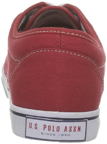 uomo Sneaker US Rouge Red Assn Polo Rosso 6ffnvwgap