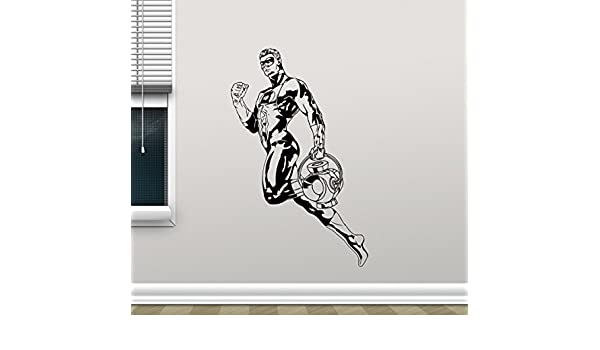 Amazon.com: Green Lantern Superhero Wall Decal Marvel Comics Cartoon Vinyl Sticker Superhero Wall Art Design Housewares Kids Room Bedroom Decor Removable ...