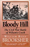 Bloody Hill : The Civil War Battle of Wilson's Creek, Brooksher, William Riley, 1574882058