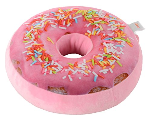 Round Donut Pillow