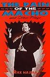 The Pain of the Macho, Rick Najera, 1558851909