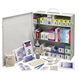 PhysiciansCare by First Aid Only Industrial ANSI / OSHA First Aid Kit for 100 People, Contains 694 Pieces