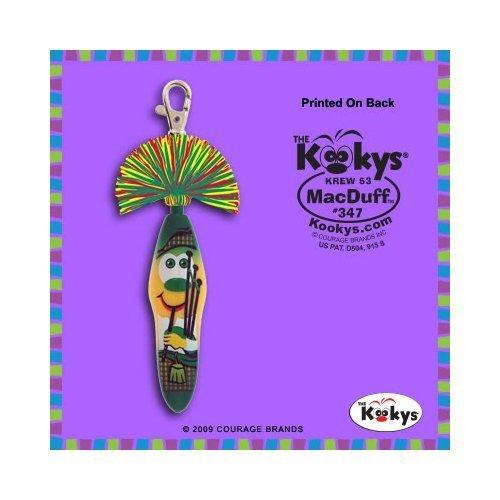 (Kooky Klicker Pen Keychain Krew 53 MacDuff New by Kooky)