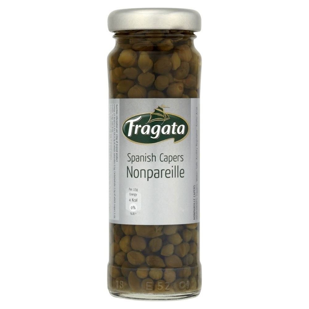 Fragata Nonpareille Capers (99g) - Pack of 2