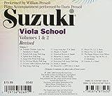 WB Suzuki Viola School Volume 1 and 2 (CD)