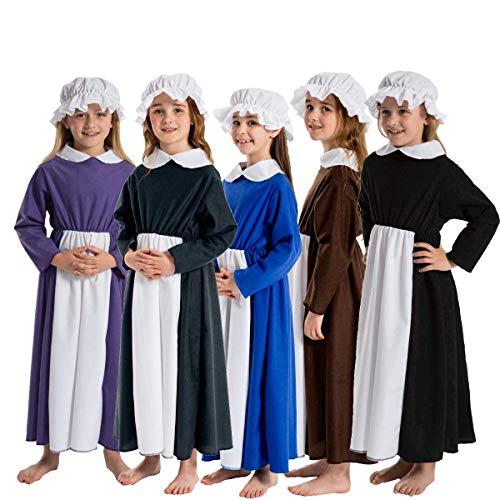 Edwardian Maids Costumes - Charlie Crow Alice Victorian/Edwardian Maid Costume