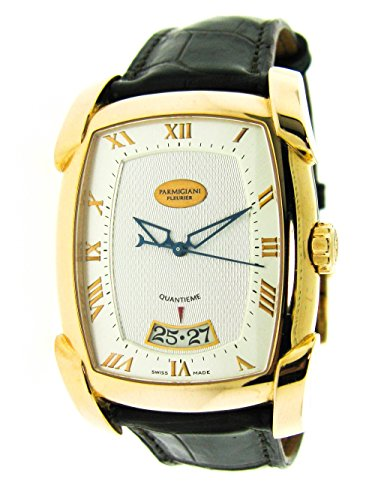 ParmigianI. Kalpa Grande swiss-automatic champagne mens Watch PF008625-01 (Certified Pre-owned)