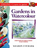Gardens in Watercolour, Sharon Finmark, 0004133412