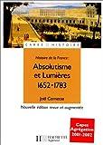 Image de Absolutisme et Lumières : 1652-1783