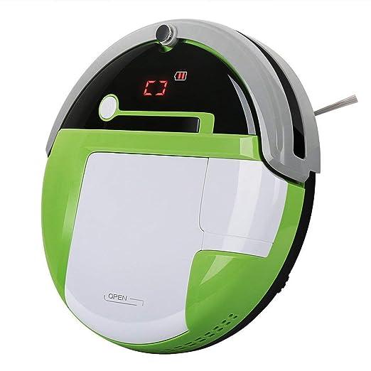 Ydq Robot Aspirador,Robot Aspirador Y Fregasuelo con Marcador ...