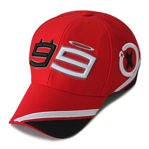 New Jorge Lorenzo Limited Edition 99 Moto GP Baseball Hat Pe