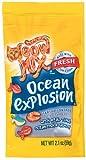 Meow Mix Ocean Explosion Tartar Control Cat Treats, 2.1 Ounce (Pack of 12), My Pet Supplies