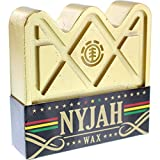 wax skateboard - Element Skateboards Nyjah Huston Crown Gold Skate Wax