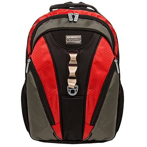 Anti-Theft Laptop Backpack 15.6inch for Dell Inspiron, Latitude, ChromeBook, Vostro, XPS, Precision, Alienware, m15, G3 G5 G7 Gaming 14 to 15.6inch (Notebook Dell Inspiron Gaming Edition I15 7559 A10)