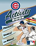 MLB Chicago Cubs Activity and Coloring Book