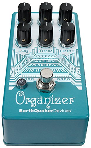 EarthQuaker Devices Organizer V2 Polyphonic Organ Emulator Guitar Effects Pedal