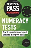 img - for Practise & Pass Professional: Numeracy Tests of Redman, Alan 1st (first) Edition on 02 July 2010 book / textbook / text book