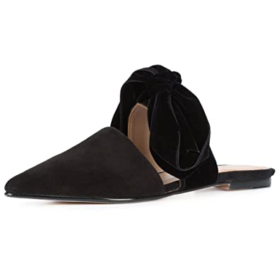63e89b984b1f10 Kmeioo Mules for Women
