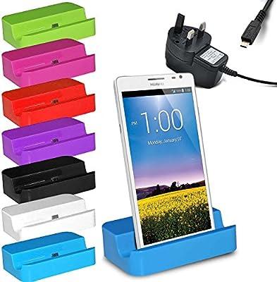 Micro-USB Huawei subir G7 de carga soporte para carga-dock y cargador para escritorio de gadget Giant
