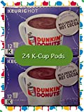 k cups coffee milk - Dunkin Donuts Milk Chocolate Hot Cocoa K-cups - Cocoa for Keurig K-cup Brewers - 24 Count