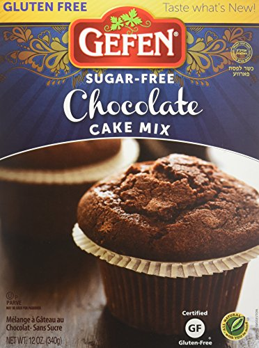 (Gefen Gluten Free Cake Mix, Chocolate, 12 Ounce)