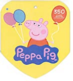 Peppa Pig Sticker Book for Kids (over 350 stickers)-1 PACK