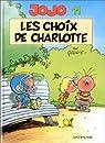 Jojo, tome 11: Le choix de Charlotte par Geerts