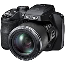 Fujifilm FinePix S9400W / S9450W - 16.2 Megapixel CMOS, 50x Zoom, WiFi Digital Camera with 3.0-Inch LCD Display - Black (Certified Refurbished)