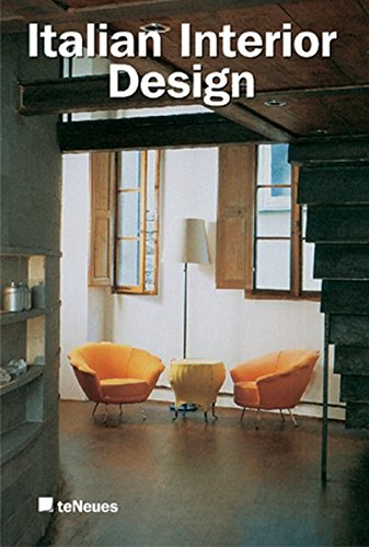 Italian Interior Design: Italian Interiors 1990-1999/Italienische Interieurs 1990-1999 by Brand: Te Neues Publishing Company