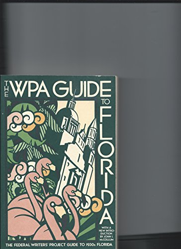 The WPA Guide TO New Orleans (American Guide Series ...