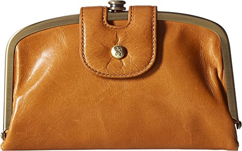 Womens Halo Hobo Compact Wallet Vintage Leather Earth pRwUn